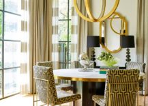 Curated-modern-dining-room-with-elegant-pops-of-gold-217x155