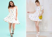 DIy-dress-with-polka-dots-feels-perfect-for-summer-217x155