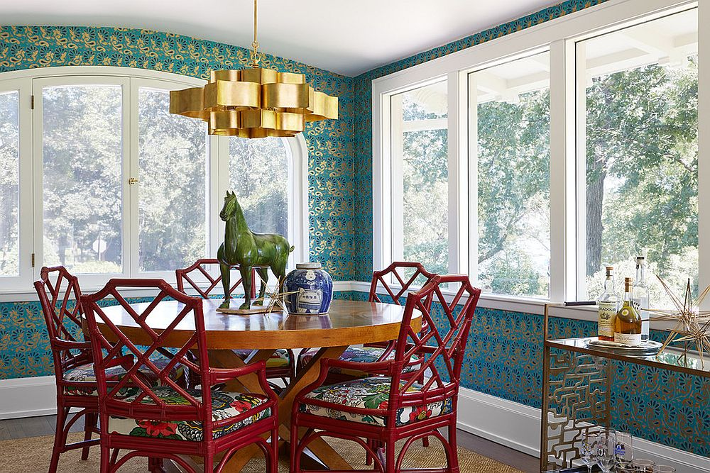 Dining Room Tables And Light Fixtures Fiddlehead Design Group