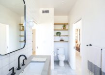 Elegant-and-simple-Scandinavian-style-bathroom-in-white-217x155