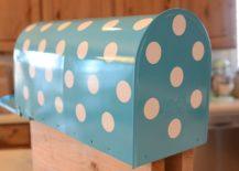 Fabulous-and-easy-polka-dot-mail-box-217x155