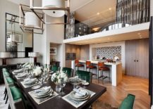 Fabulous-contemporary-kitchen-and-dining-with-the-mezzanine-standing-above-217x155