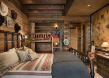 Frame-of-the-bed-brings-metallic-glint-to-the-bedroom-217x155