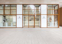 Front-facade-of-the-revamped-Optic-Shop-Renovation-in-Spain-217x155