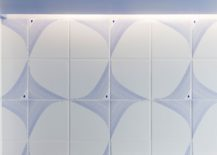 Kitchen-backsplash-in-blue-and-white-with-3D-pattern-217x155