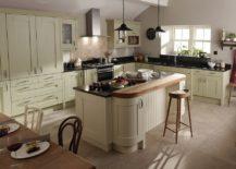 Midcentury-modern-kitchen-with-small-breakfast-bar-217x155