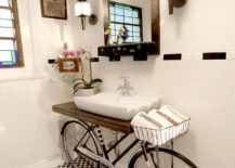 Old-bike-turned-into-one-of-a-kind-vanity-in-the-bathroom-217x155