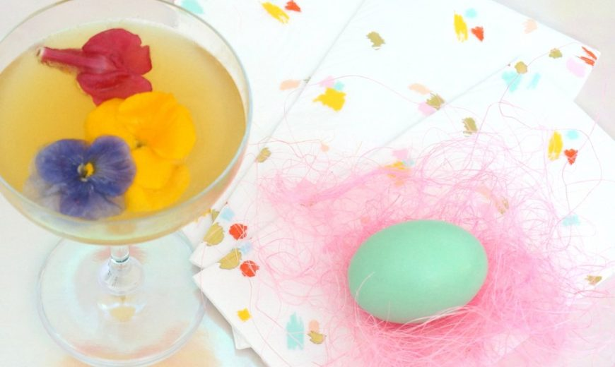 Host a Vibrant Easter with a Candy-Colored Palette