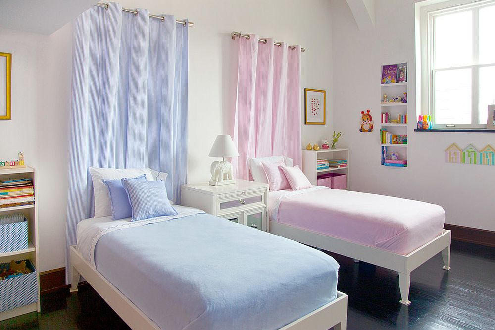 Pastel-hues-create-a-common-element-in-the-shared-kids-room
