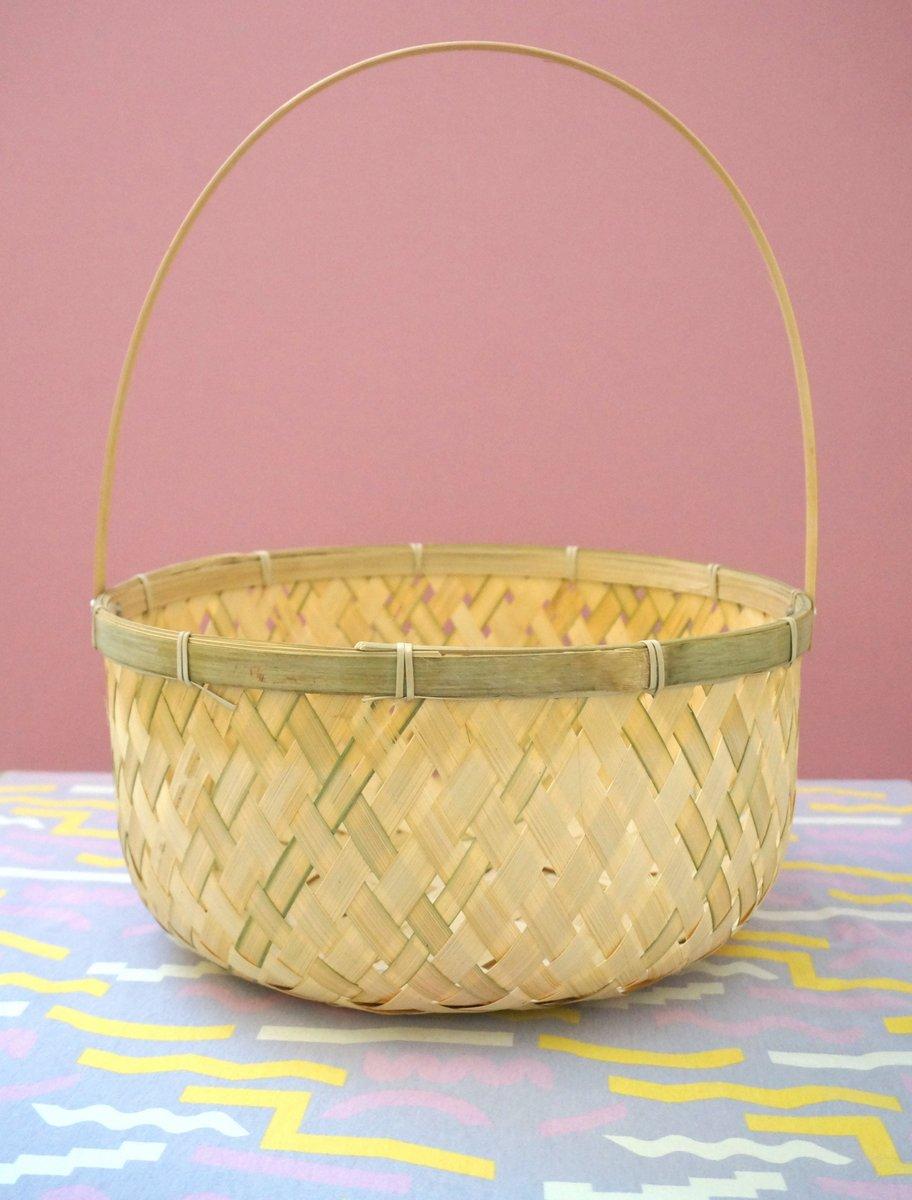 Plain Easter basket