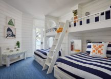 Shared-kids-bedroom-with-bunk-beds-and-relaxing-beach-style-217x155