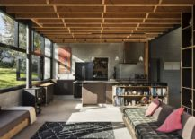 Sitting-area-and-kitchen-of-the-Modern-Bay-House-with-a-stylish-mezzanine-level-above-217x155