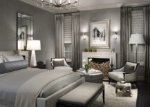 This-monochromatic-bedroom-in-gray-is-a-perennial-hit-217x155