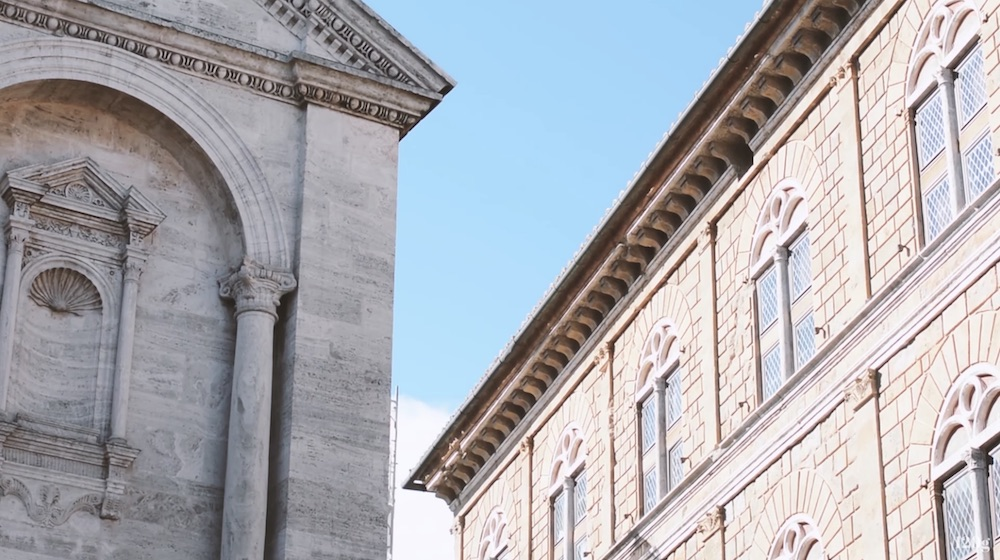 Tuscanyness and the beauty of Tuscan architectue