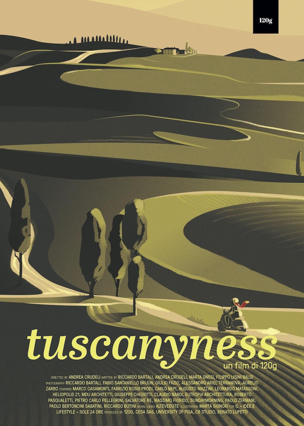 Tuscanyness poster