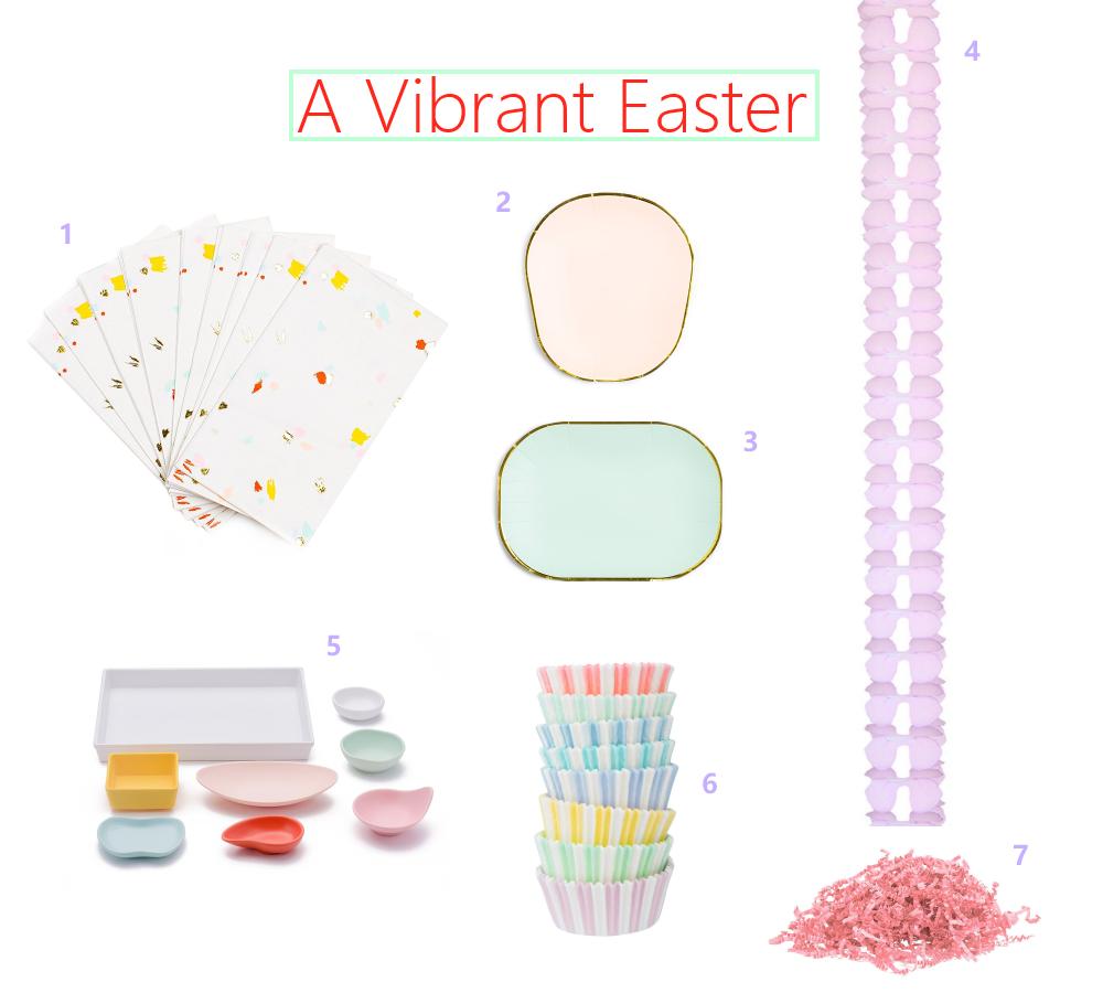 Vibrant Easter