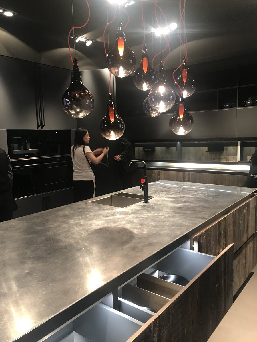 Best of Arrital Kitchens with their latest designs at iSaloni 2018