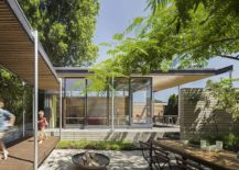 Central-courtyard-and-covered-walkways-inside-the-Seattle-home-217x155