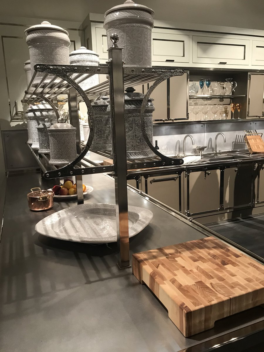 Custommade Italian kitchens from Officine Gullo