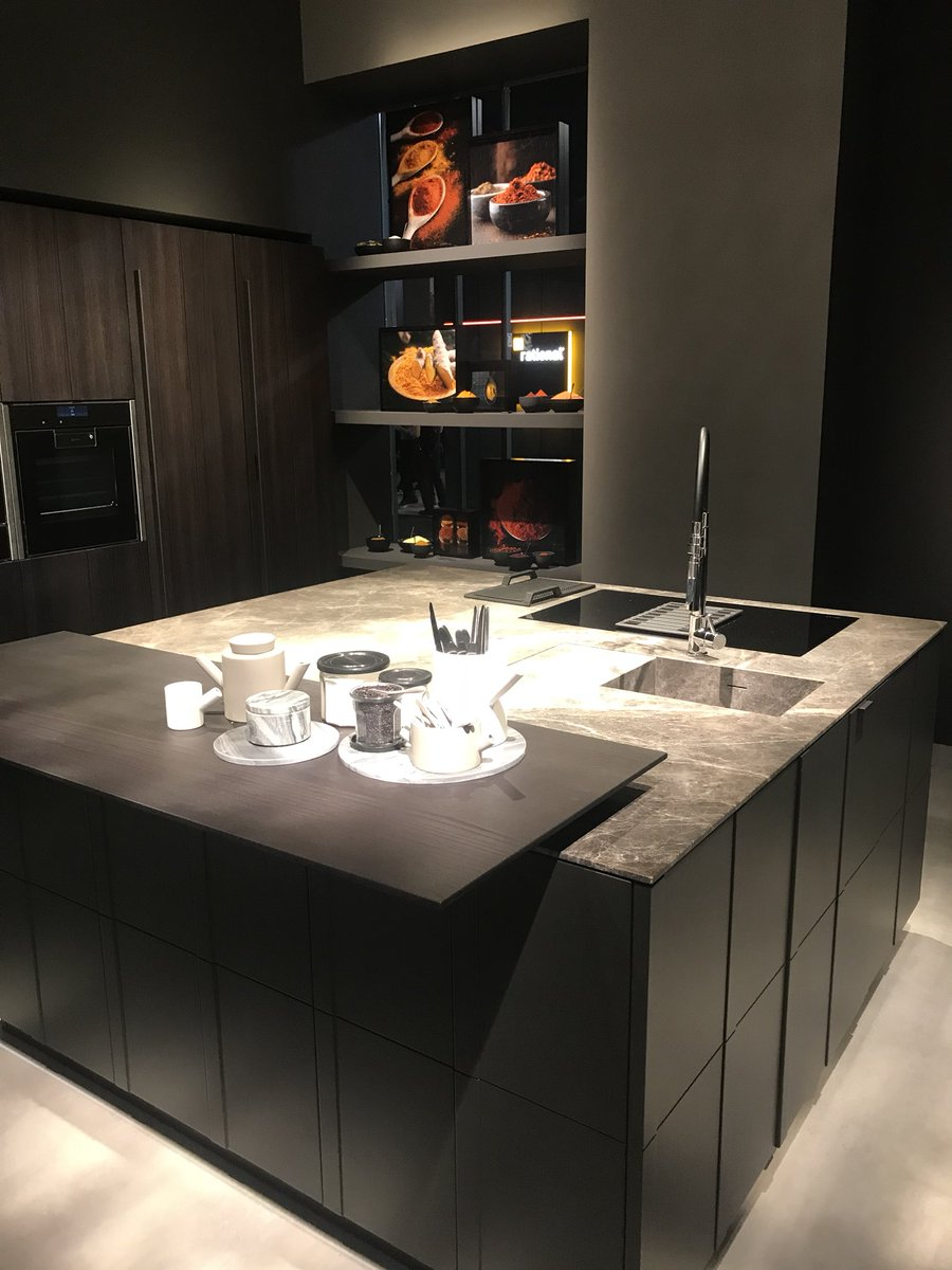 Dashing Contemporary kitchen from ValDesign at Salone del Mobile