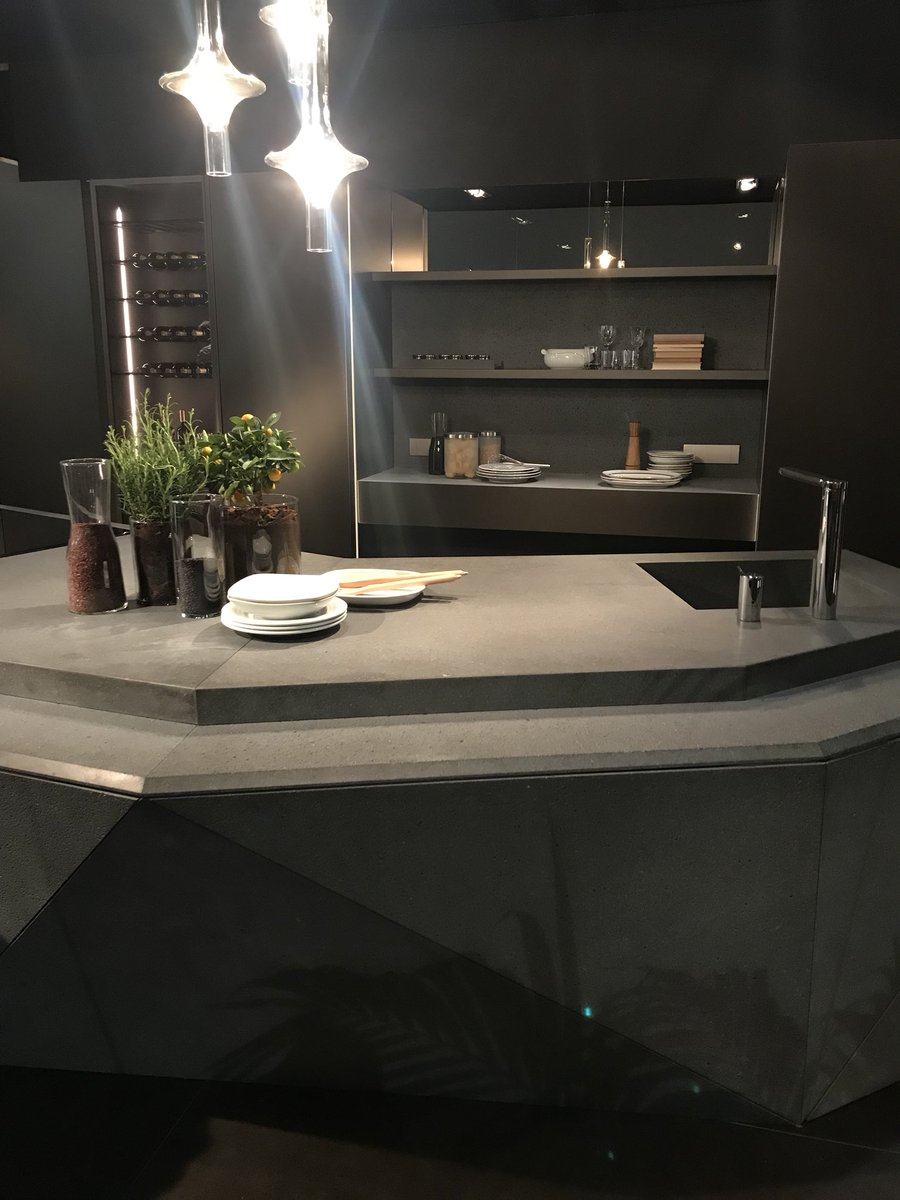 kitchen island support best of salone mobile 2018 day 2 highlights trendiest 2018