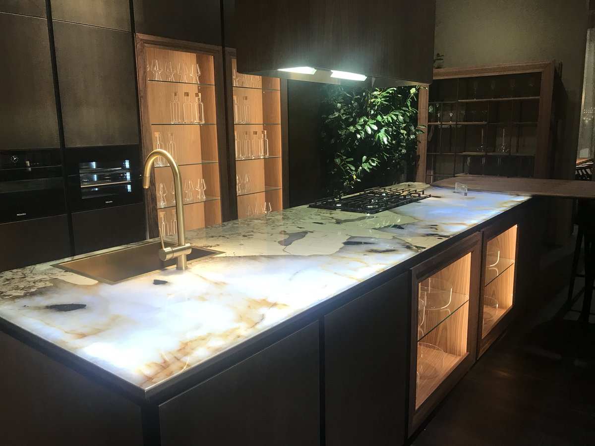 Kitchens to swoon over from Fendi at Salone del Mobile 2018