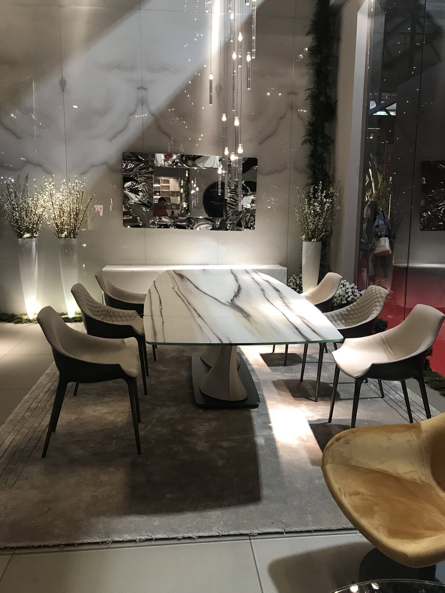 Marble surfaces bring urbane class to your home - REFLEX at iSaloni