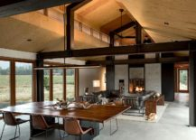 Modern-minimal-interior-in-wood-concrete-and-metal-217x155