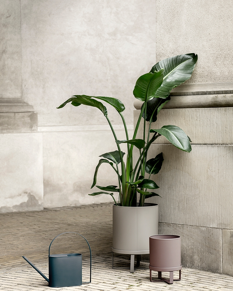 Modern planters from ferm LIVING