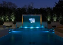 Modern-pool-with-TV-and-a-screen-of-flowing-water-217x155