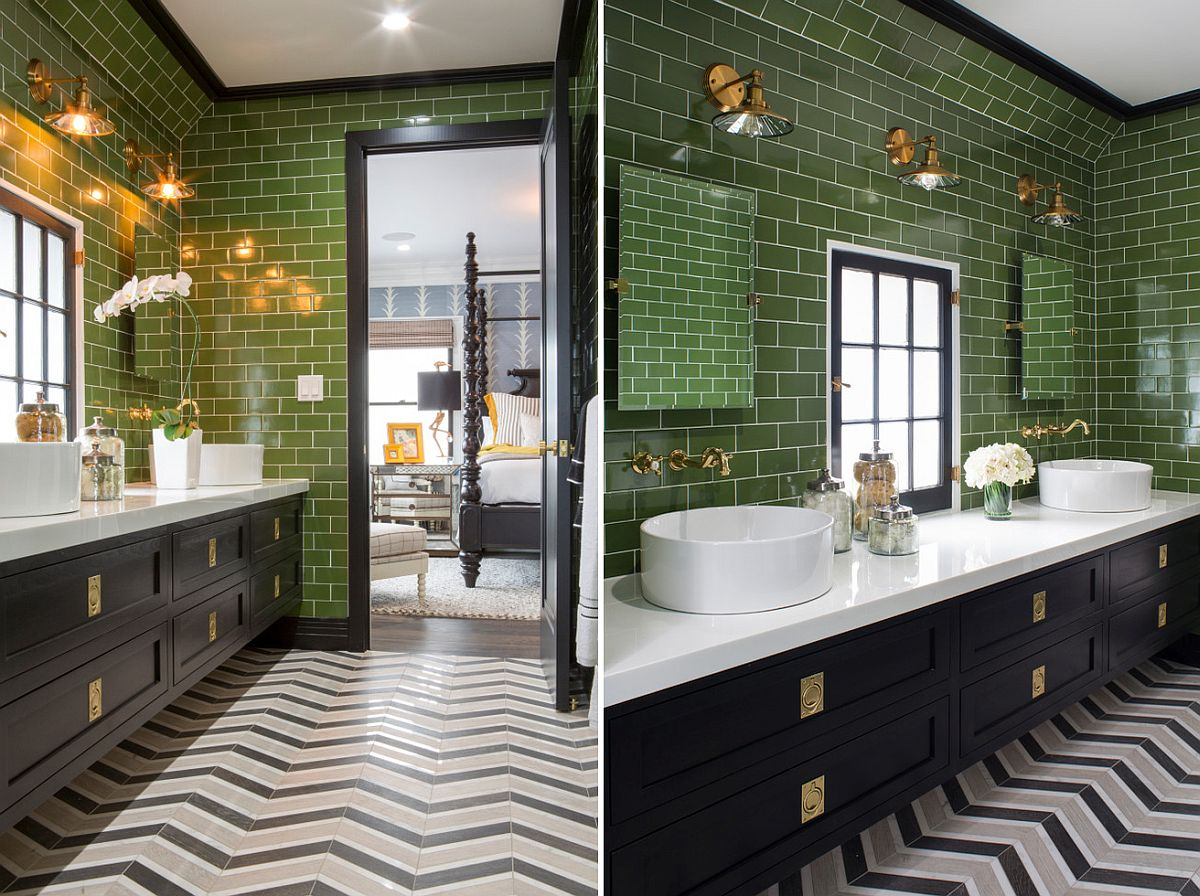 Top Bathroom Color Trends of the Season: Refreshing, Natural and ...