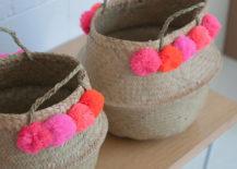 Seagrass-baskets-with-pom-poms-217x155