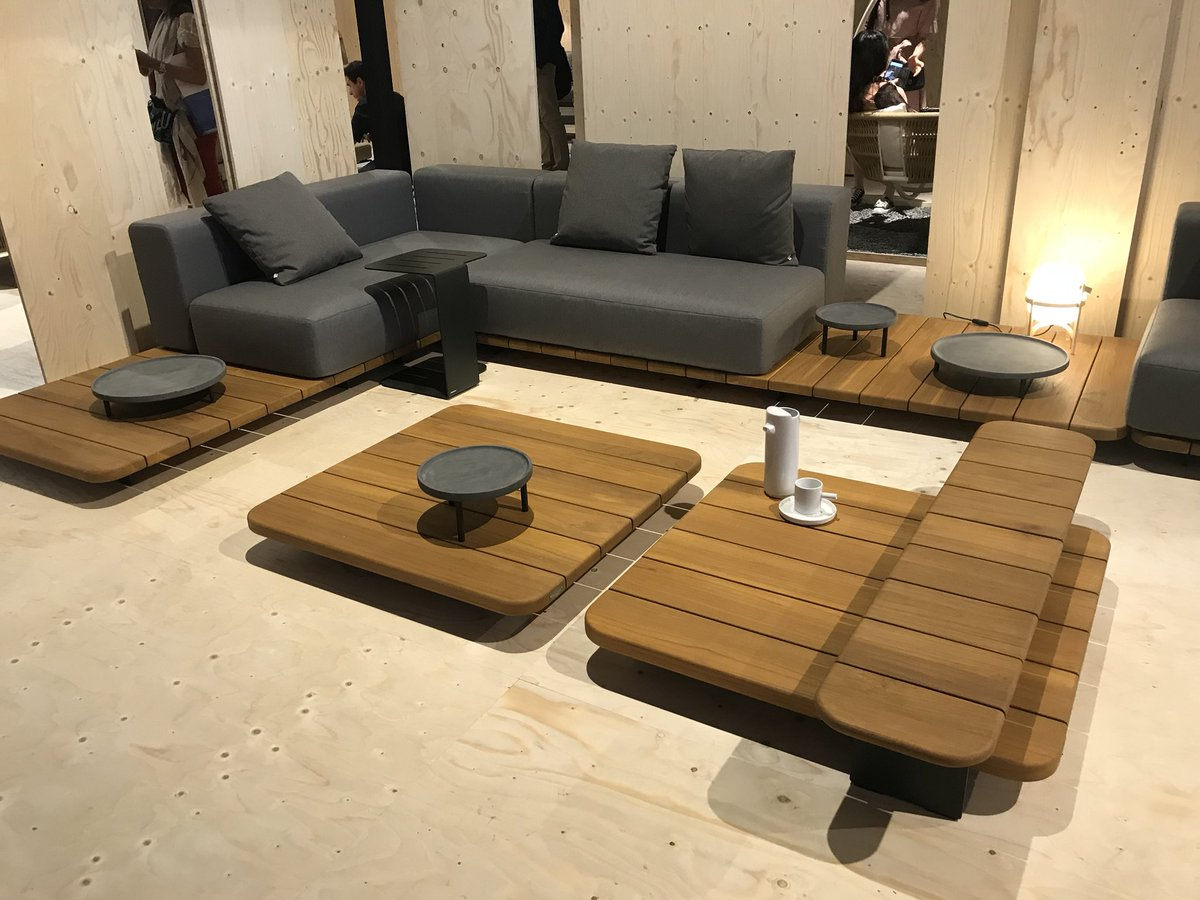 Slim-and-stylish-modern-outdoor-decor-at-Salone-del-Mobile-2018