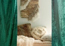 Velvet-curtains-in-emerald-add-a-cozy-touch-217x155