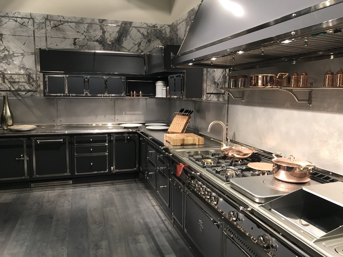 Vintage and custom kitchens from Officine Gullo