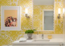 Wallpaper-brings-color-and-pattern-to-the-modern-powder-room-217x155