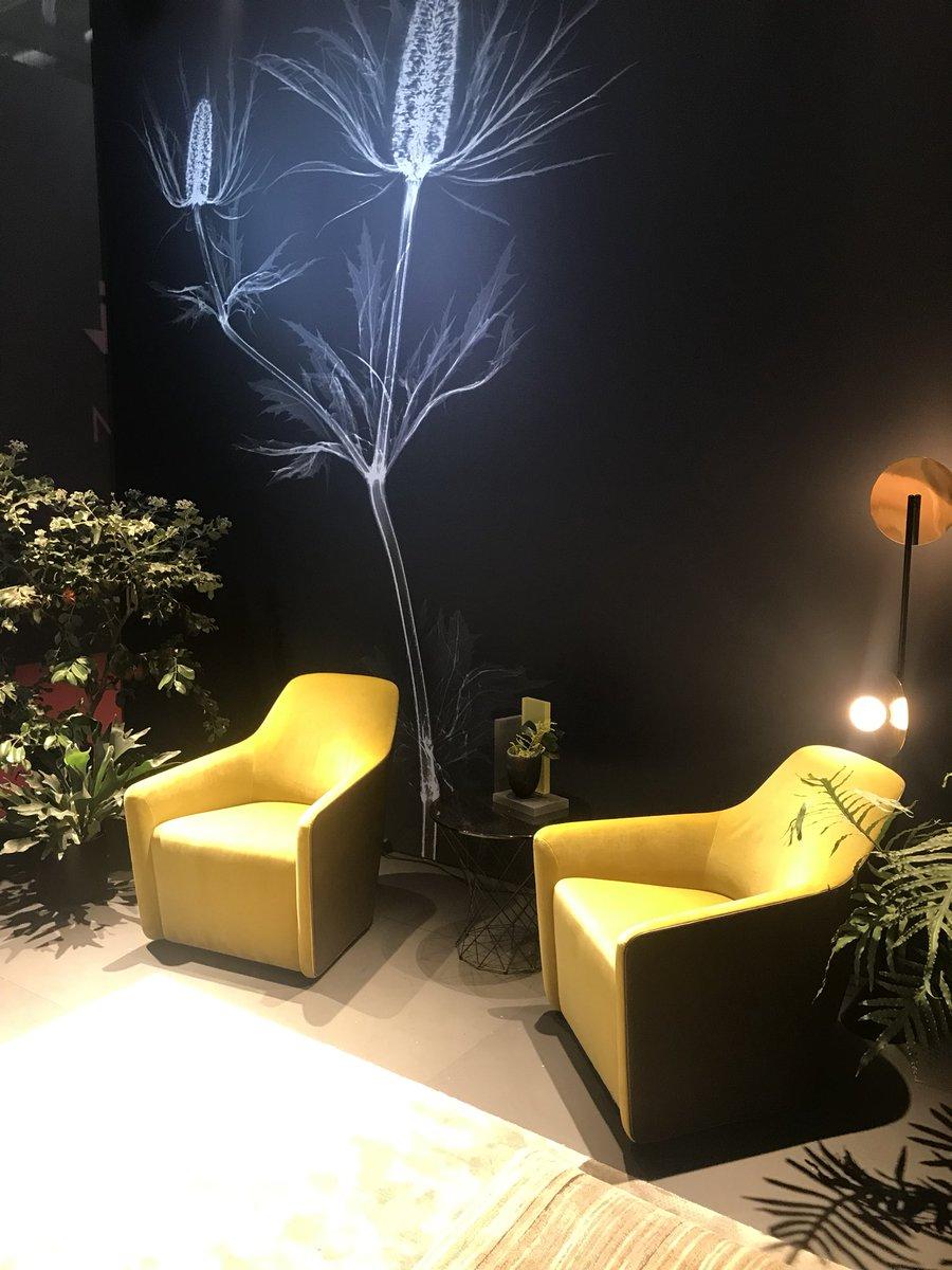 Walter Knoll at Salone del Mobile 2018