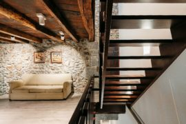 150-Year Old Historic Home in Spain Refurbished with Polished Panache!