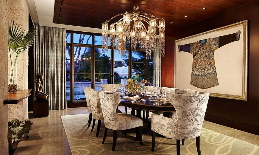 A Perfect Treat How To Use Feng Shui For A Better Dining Room