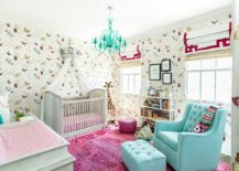 Awesome-nursery-in-blue-white-and-pink-217x155