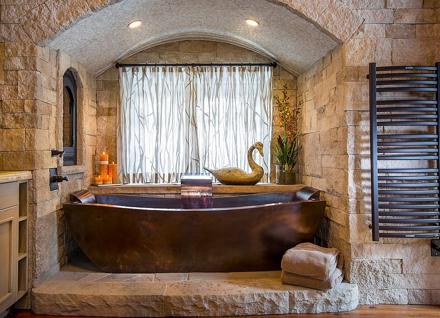 Stoic and Trendy: How to Bring Stone Walls Indoors with Modernity ...