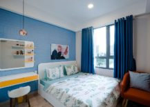 Blue-and-white-bedroom-with-pops-of-yellow-is-cheerful-and-trendy-217x155