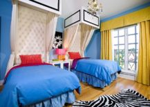 Blue-and-yellow-is-a-combination-that-fills-room-with-wonder-and-elegance-217x155