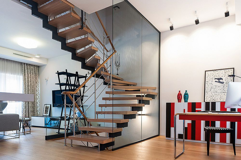Choosing the right staircase for the contemporary home