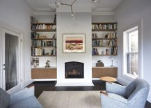 Classic-interiors-of-the-home-with-bookshelf-and-ample-sitting-space-217x155
