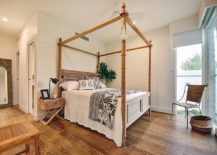 Custom-four-poster-bed-in-the-tropical-style-bedroom-217x155