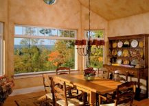 Dining-room-hutch-and-textured-walls-give-the-room-a-classic-Mediterranean-aura-217x155