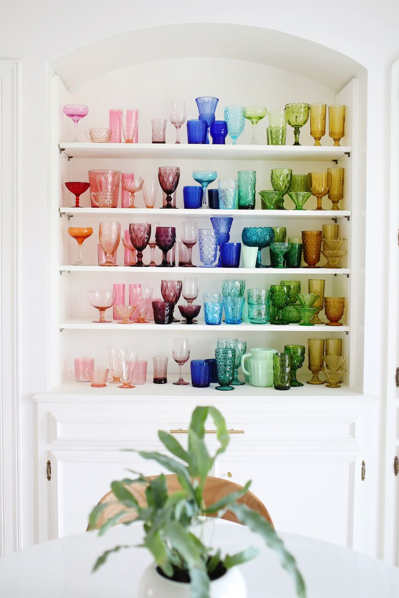 Elsies-rainbow-glass-collection