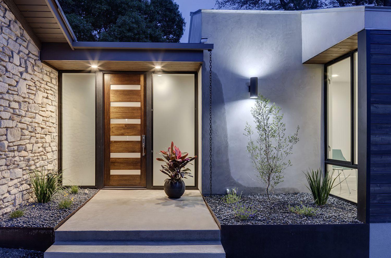 Entrance to the Creekbluff Studio