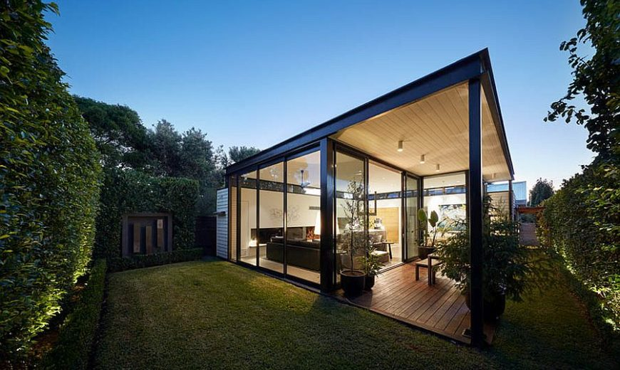 Beautiful and Breezy Light Box Refreshes Classic Heritage Home in Melbourne